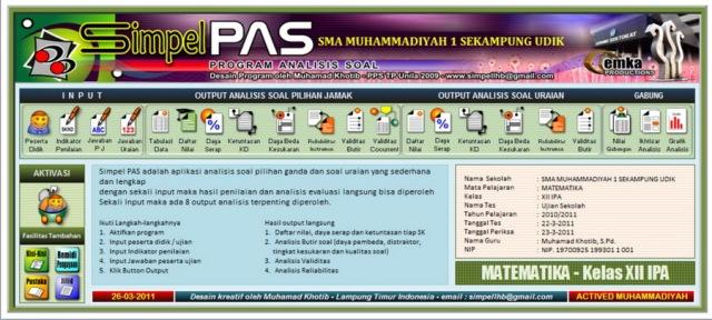 Contoh Proposal Penelitian Tindakan Kelas (PTK)