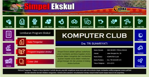 Banner Ekskul