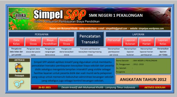 Banner SPP