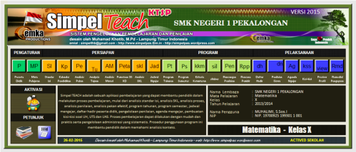 Banner TEACH KTSP