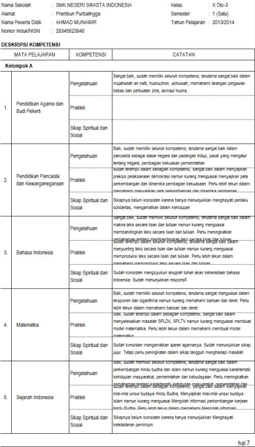 Raport LCK SMK 2